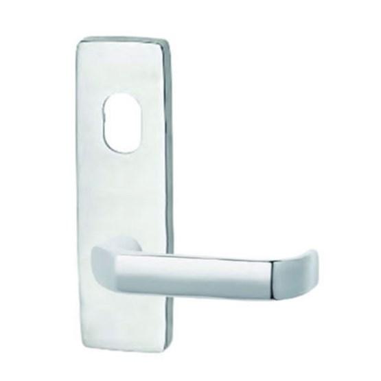 Sopersmac | Door Hardware | Door Handles | Door Levers on Plate ...